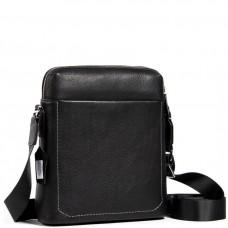 Классическая мужская сумка через плечо натуральная кожа Tiding Bag NM17-9069-2A - Royalbag