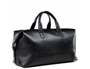 Элитная мужская дорожная сумка из итальянской кожи Blamont Bn105A - Royalbag