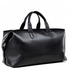 Элитная мужская дорожная сумка из итальянской кожи Blamont Bn105A - Royalbag Фото 2