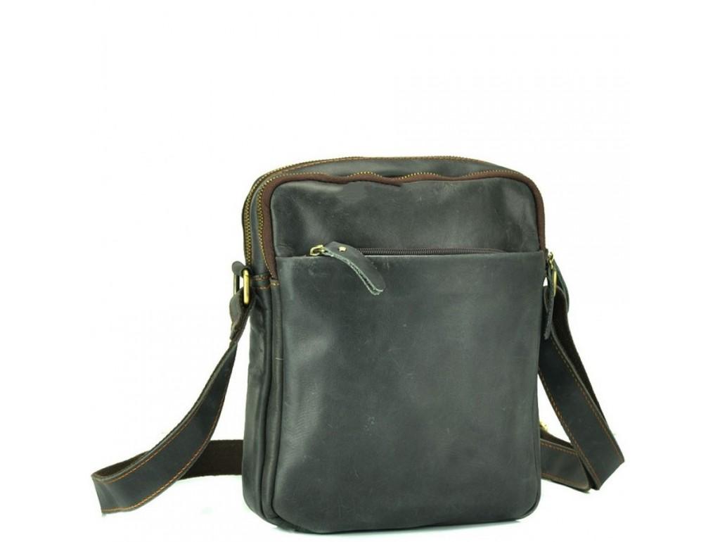 Мессенджер Tiding Bag NM15-2536G - Royalbag Фото 1