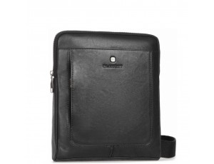 Функциональная сумка через плечо мужская кожаная Blamont P7912031 - Royalbag