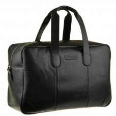 Дорожная мужская кожаная сумка с длиными ручками Blamont Bn028A - Royalbag Фото 2
