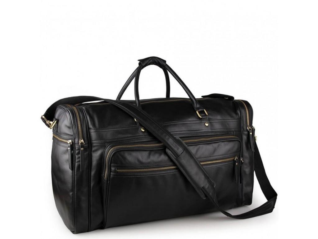 Дорожная сумка Jasper&Maine 7317-1A - Royalbag Фото 1