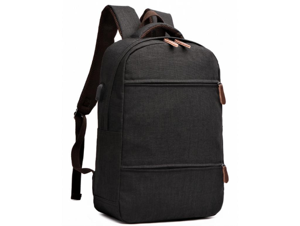 Рюкзак Tiding Bag 1032A - Royalbag Фото 1