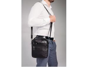 Сумка через плечо мужская кожаная Tiding Bag 164A - Royalbag