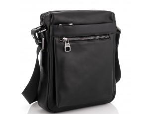 Мужская сумка через плечо из натуральной кожи Tiding Bag 6026A - Royalbag