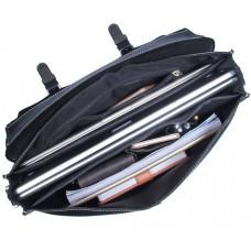 Мужской кожаный портфель для ноутбука TIDING BAG 7090A - Royalbag