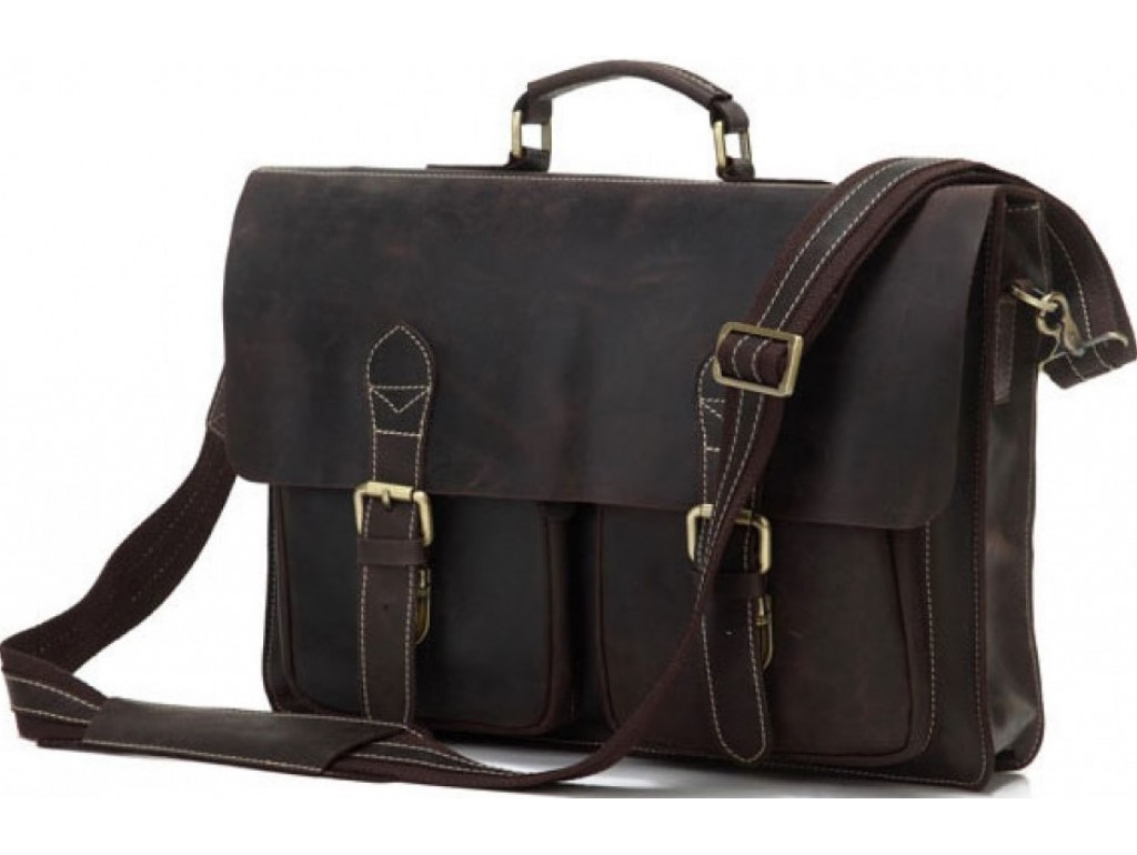 Портфель Tiding Bag 7105R - Royalbag