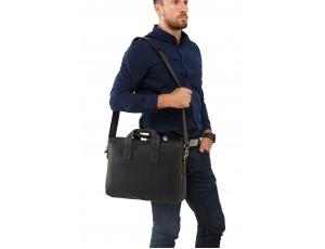 Молодежная кожаная сумка кэжуэл Tiding Bag 7167A - Royalbag