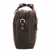 Вместительная мужская кожаная сумка с отделом для ноутбука 17 Tiding Bag 7319R - Royalbag Фото 6