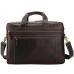 Вместительная мужская кожаная сумка с отделом для ноутбука 17 Tiding Bag 7319R - Royalbag Фото 3