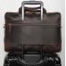 Вместительная мужская кожаная сумка с отделом для ноутбука 17 Tiding Bag 7319R - Royalbag Фото 7