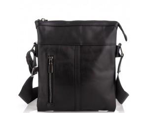 Сумка через плечо мужская кожаная Tiding Bag 80261A - Royalbag