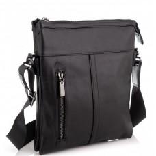 Сумка через плечо мужская кожаная Tiding Bag 80261A - Royalbag Фото 2