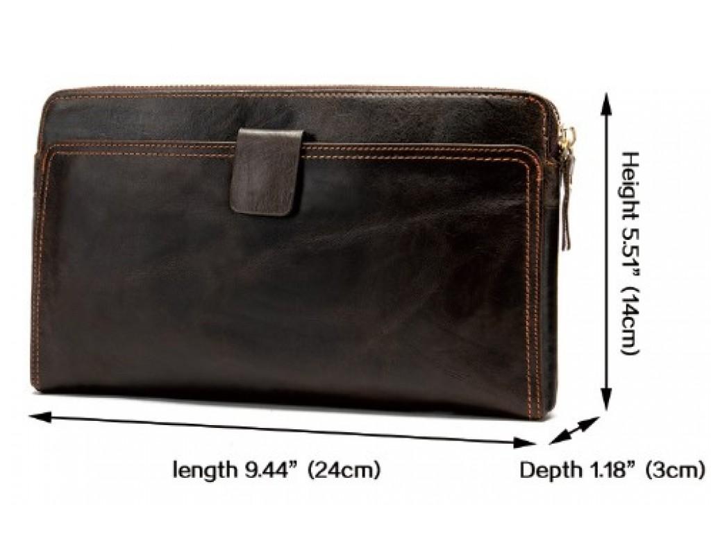 Клатч TidingBag 8037C - Royalbag