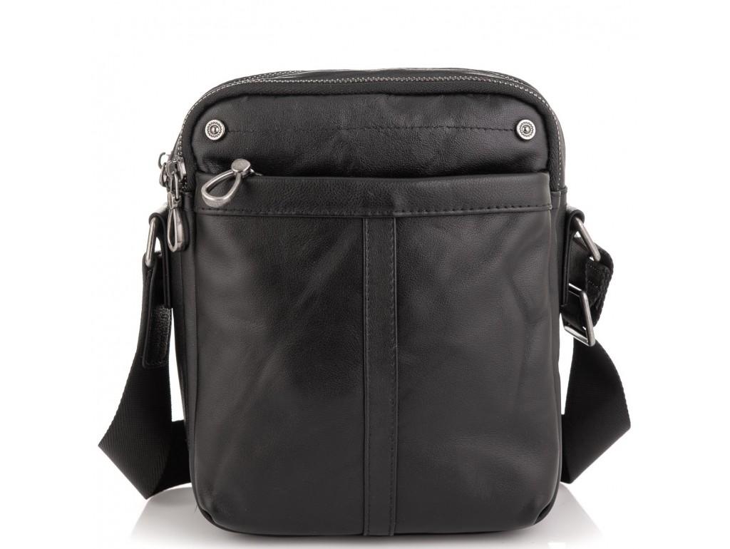 Сумка-мессенджер мужская кожаная Tiding Bag 8915A - Royalbag