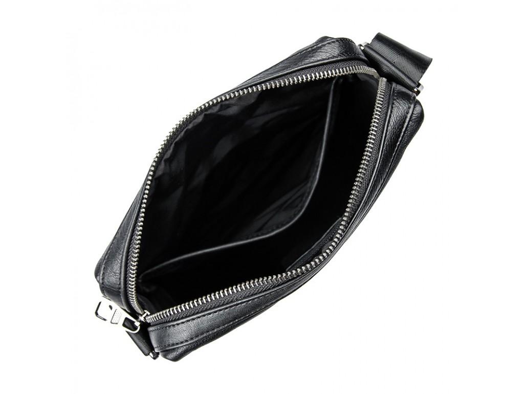 Сумка на плечо мужская кожаная Tiding Bag 9830A - Royalbag