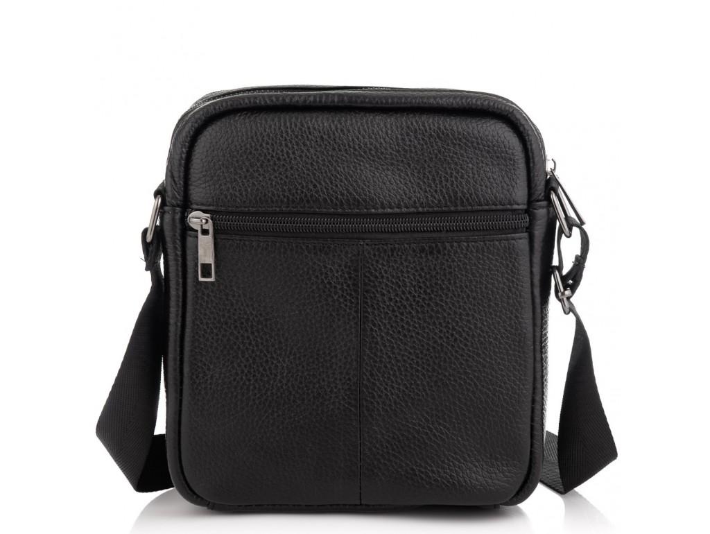 Мужская кожаная сумка через плечо маленькая Tiding Bag A25-1108A - Royalbag