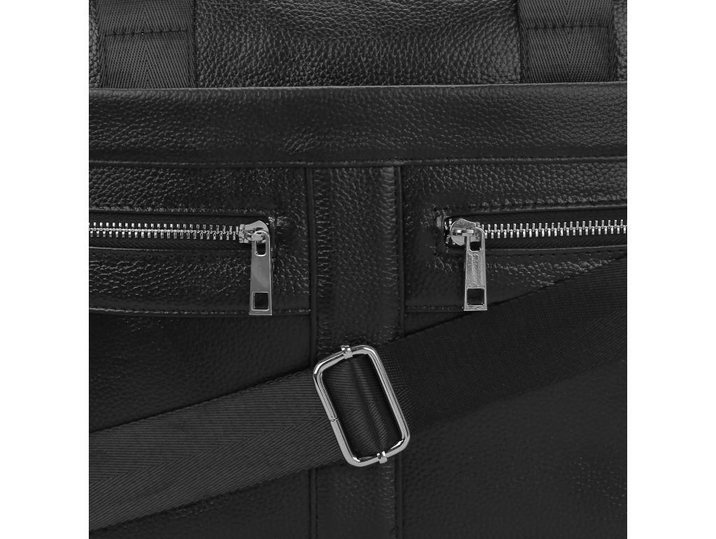 Кожаная сумка для ноутбука мужская Tiding Bag A25-1120A - Royalbag
