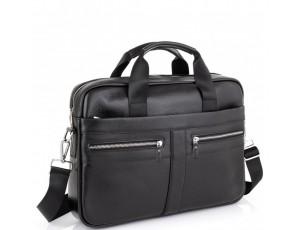 Шкіряна сумка для ноутбука чоловіча Tiding Bag A25-1120A - Royalbag