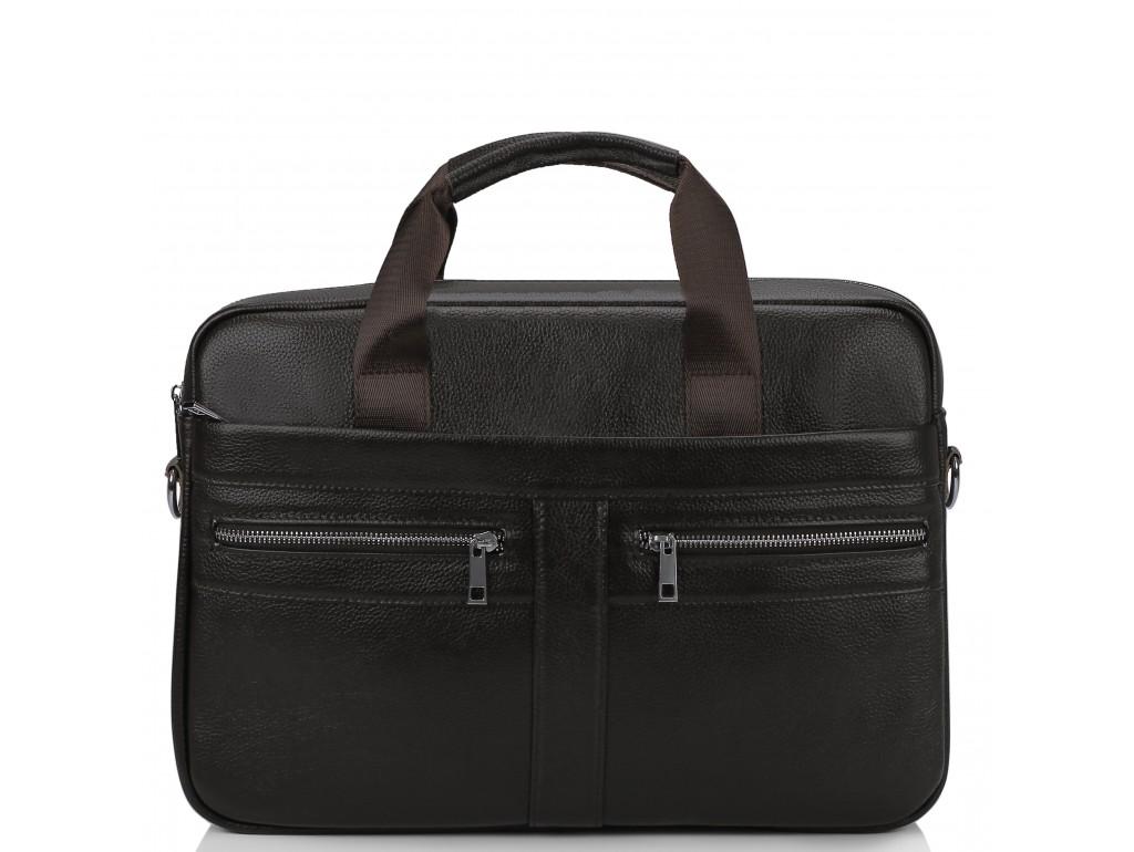 Кожаная сумка для ноутбука Tiding Bag A25-1120C - Royalbag