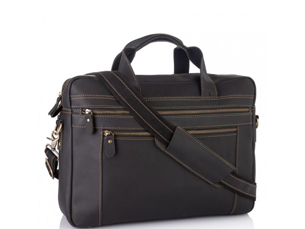 Мужская сумка-портфель Tiding Bag 7319RA - Royalbag Фото 1