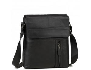 Мужская кожаная сумка через плечо Tiding Bag M38-1713A - Royalbag