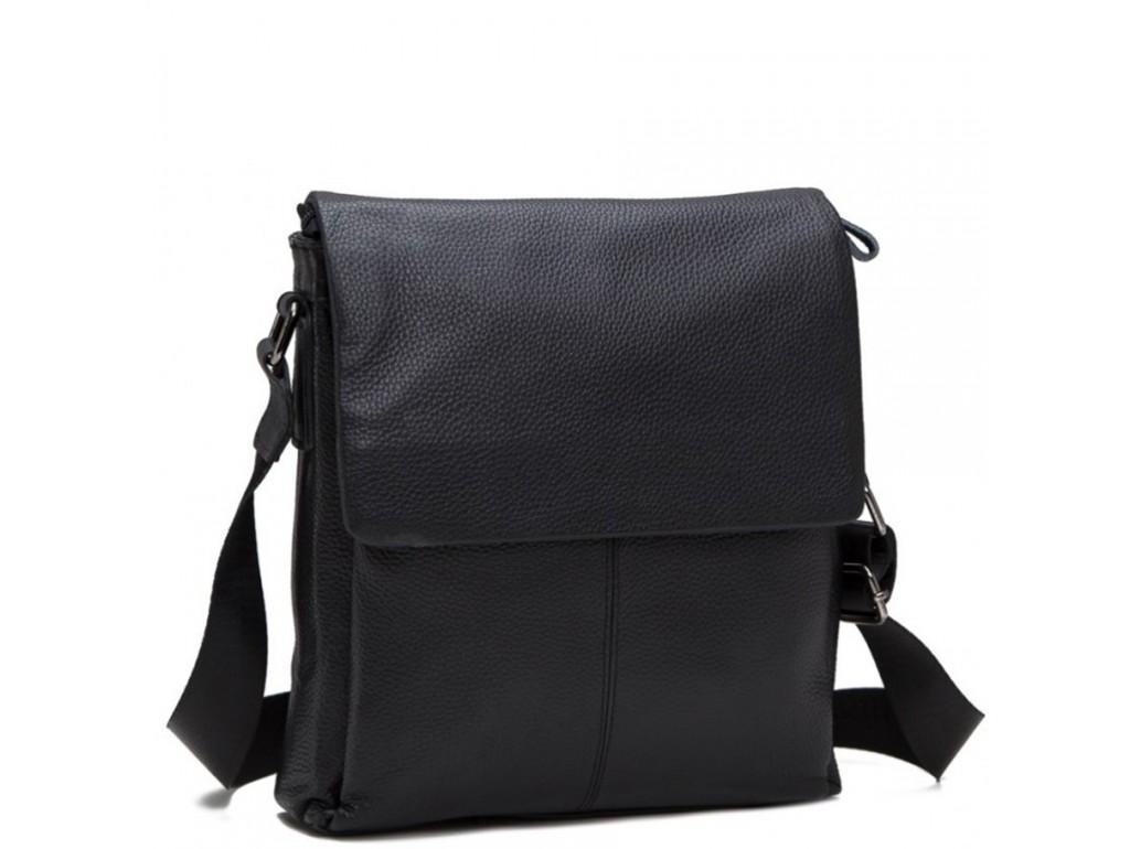 Мужской кожаный мессенджер Tiding Bag A25-8871A - Royalbag Фото 1