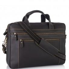 Мужская сумка-портфель Tiding Bag 7319RA - Royalbag Фото 2