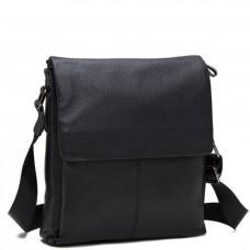 Мужской кожаный мессенджер Tiding Bag A25-8871A - Royalbag Фото 2
