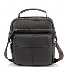 Сумка через плечо мужская кожаная Tiding Bag A25F-1436B - Royalbag