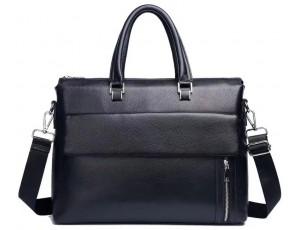 Сумка-портфель мужская кожаная Tiding Bag A25F-17614A