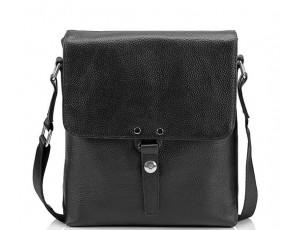 Мужская кожаная сумка через плечо мессенджер Tiding Bag A25F-9133A - Royalbag