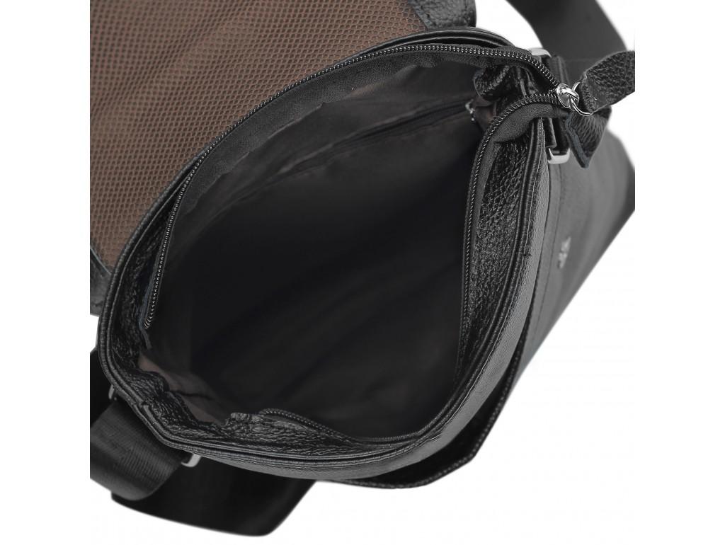 Мужская кожаная сумка через плечо мессенджер Tiding Bag A25F-98085A - Royalbag