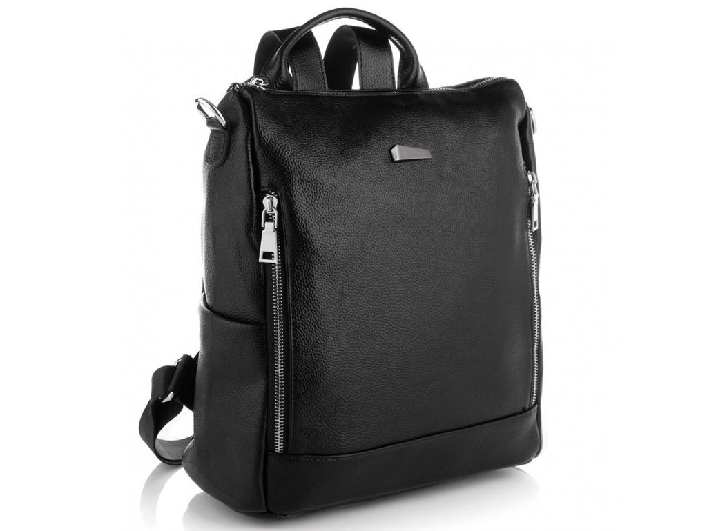 Рюкзак жіночий шкіряний Olivia Leather NWBP27-8845A - Royalbag Фото 1