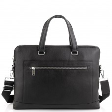 Сумка для ноутбука чорна Tiding Bag A25F-9916-1A - Royalbag