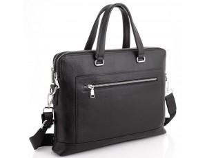 Сумка для ноутбука черная Tiding Bag A25F-9916-1A - Royalbag