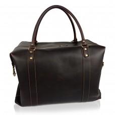 Сумка дорожная из матовой винтажной кожи Tiding Bag B2-001R - Royalbag