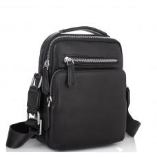 Уцінка! Чоловіча шкіряна сумка-барсетка через плече з ручкою Tiding Bag M2605-2A-5 - Royalbag