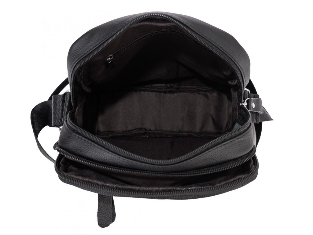 Чоловіча шкіряна сумка на плече Tiding Bag M38-1025A - Royalbag