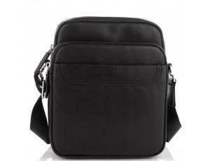 Чоловіча сумка через плече з натуральної шкіри Tiding Bag M6003A - Royalbag