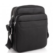 Мужская сумка через плечо из натуральной кожи Tiding Bag M6003A - Royalbag