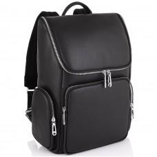 Кожаный мужской рюкзак Tiding Bag N2-191228-3A - Royalbag