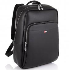 Стильный кожаный мужской рюкзак Tiding Bag N2-191229-3A - Royalbag Фото 2