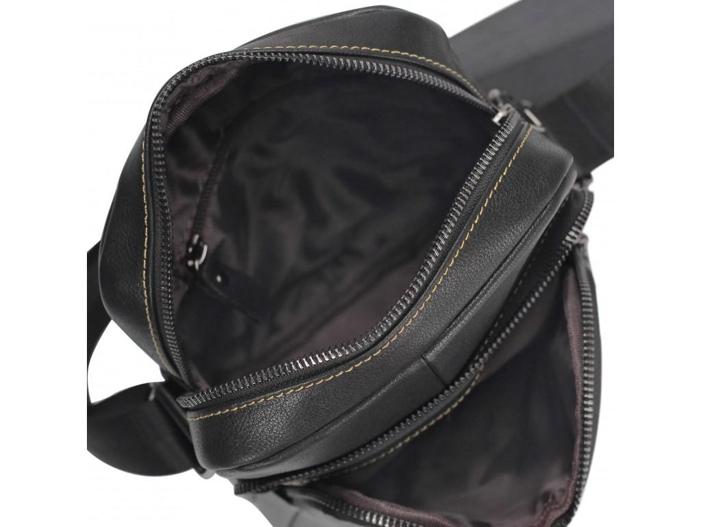 Мужская сумка через плечо из натуральной кожи Tiding Bag N2-9801A - Royalbag