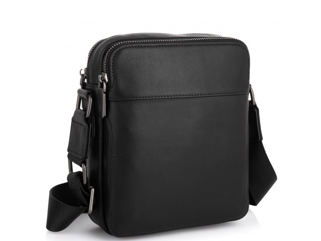Мужская сумка через плечо кожаная Tiding Bag NA50-1570A - Royalbag Фото 1