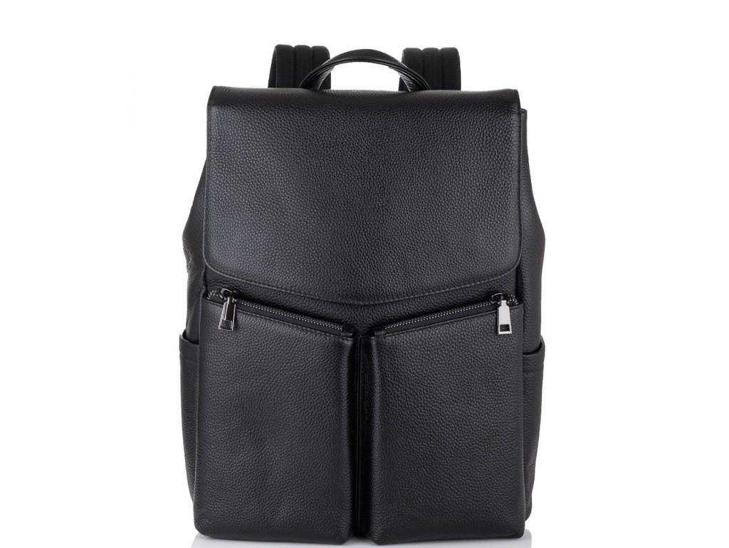 Мужской кожаный рюкзак Tiding Bag NM18-004A - Royalbag