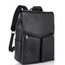 Чоловічий шкіряний рюкзак Tiding Bag NM18-004A - Royalbag