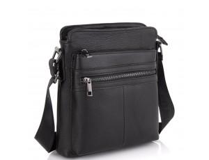 Стильная мужская кожаная сумка через плечо Tiding Bag NM20-0101A - Royalbag