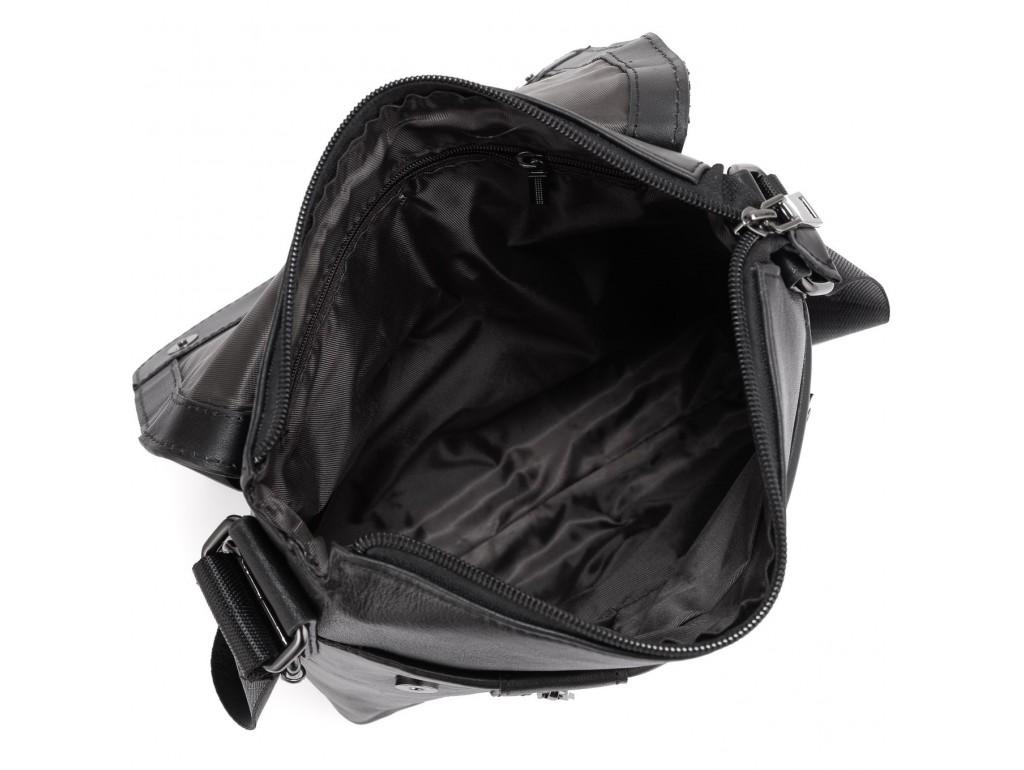 Стильный мужской мессенджер через плечо Tiding Bag NM20-012A - Royalbag